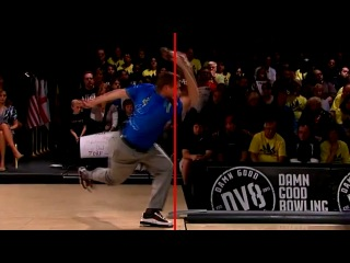 Analysis of the Modern 10-Pin Bowling Swing and Release